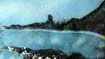 Permalink to: Enamel Landscapes and Seascapes